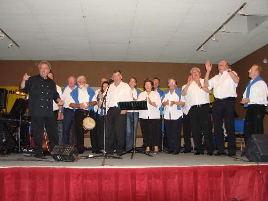 concert avec Gilles SERVAT . Sept.2009