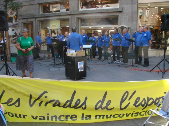 concert Mucoviscidose St Malo Sept.2009